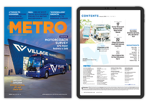 Metro Magazine in Print and Digital